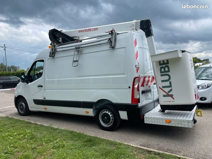 Renault Master l2h2 nacelle Klubb 800h  - 3