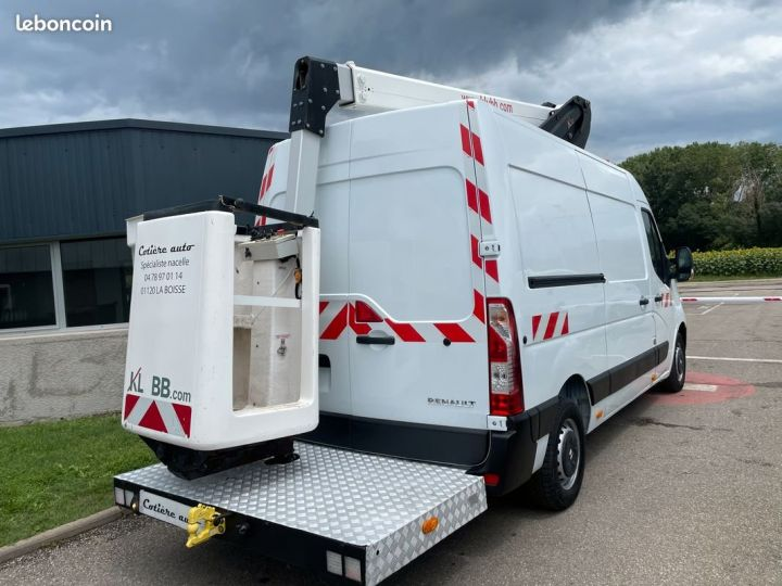 Renault Master l2h2 nacelle Klubb 800h  - 5
