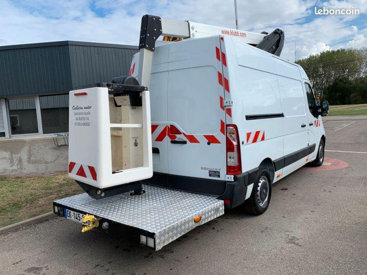Renault Master l2h2 nacelle klubb 83.000km  - 4