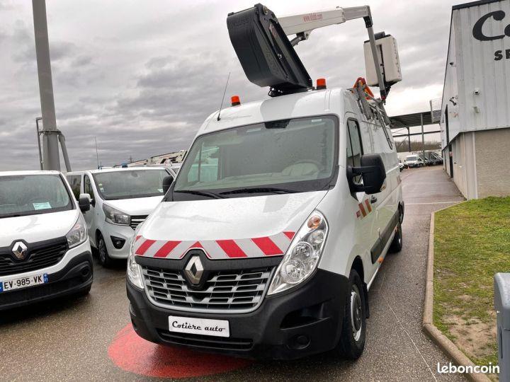Renault Master l2h2 nacelle Klubb k32  - 2