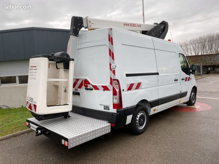 Renault Master l2h2 nacelle Klubb k32  - 5