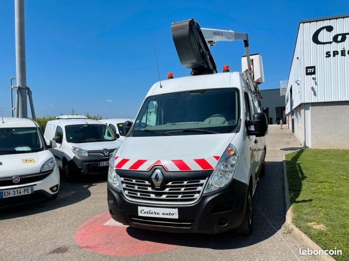 Renault Master l2h2 nacelle Klubb k32 2016  - 2