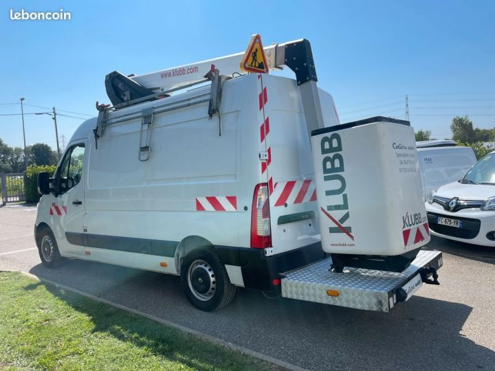 Renault Master l2h2 nacelle Klubb k32 2016  - 3