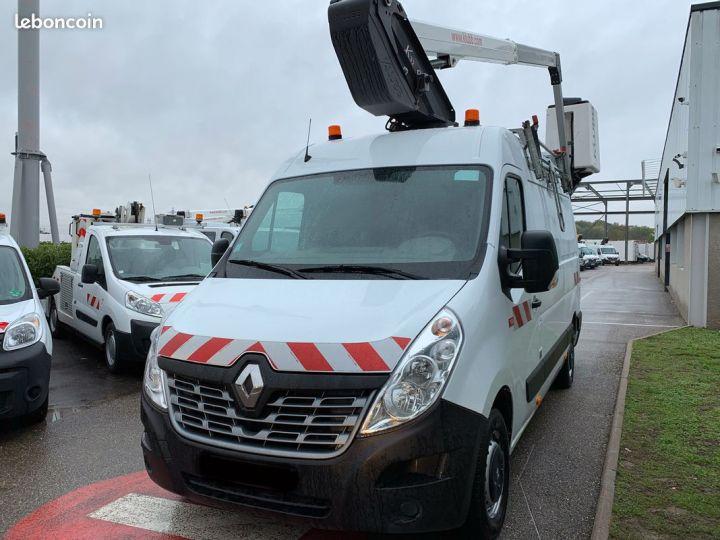 Renault Master l2h2 nacelle klubb k32 2017  - 2