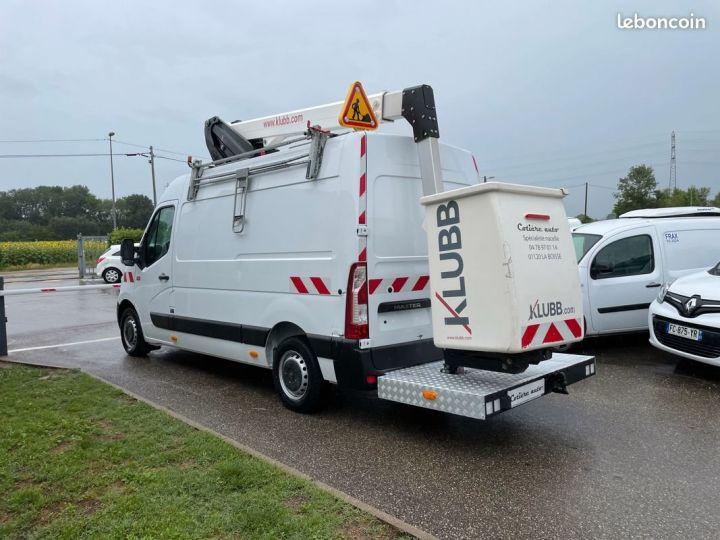 Renault Master l2h2 nacelle Klubb k32 2019  - 5