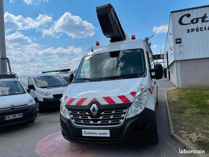 Renault Master l2h2 nacelle Klubb tronqué 2019  - 2