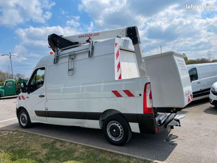 Renault Master l2h2 nacelle Klubb tronqué 2019  - 4