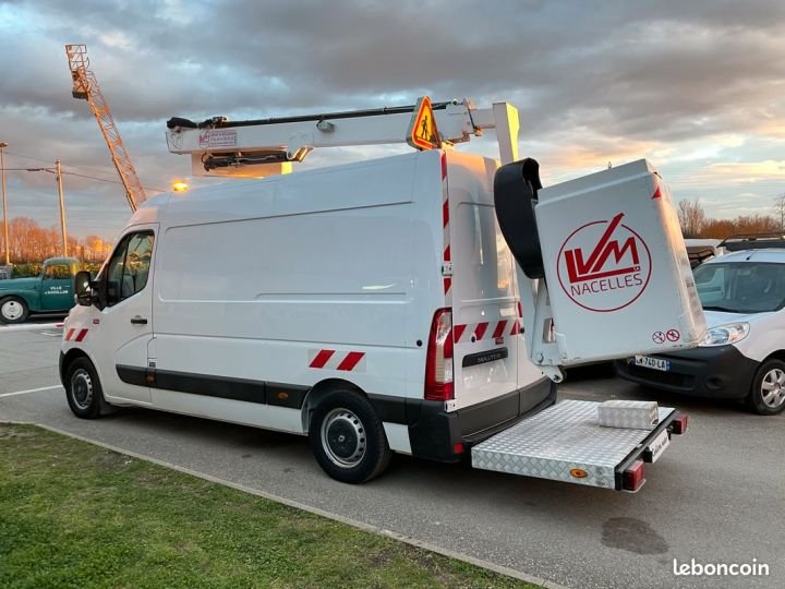 Renault Master l2h2 nacelle moveX 2019  - 3