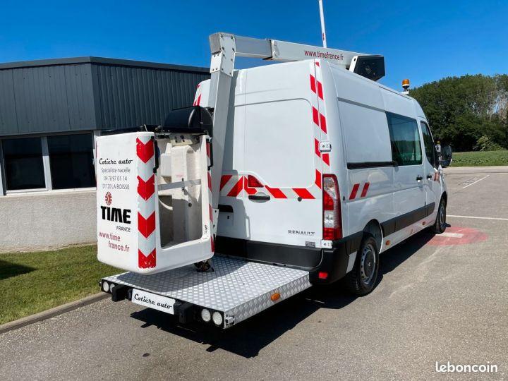 Renault Master l2h2 nacelle Time France 1000h  - 3
