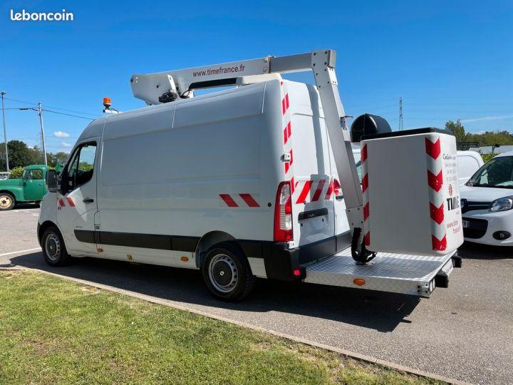 Renault Master l2h2 nacelle Time France 1000h  - 4