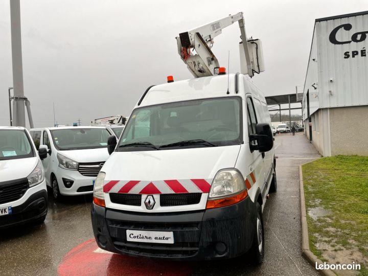 Renault Master l2h2 nacelle Time France  - 2