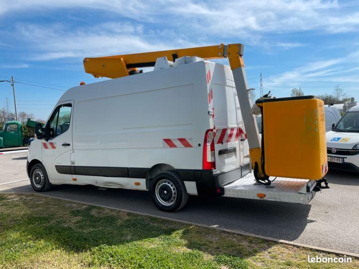 Renault Master l2h2 nacelle Time France  - 4