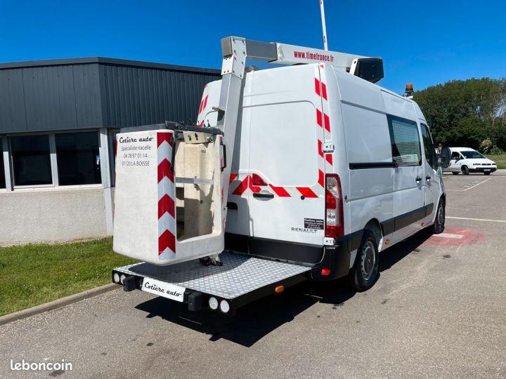 Renault Master l2h2 nacelle time France  - 3