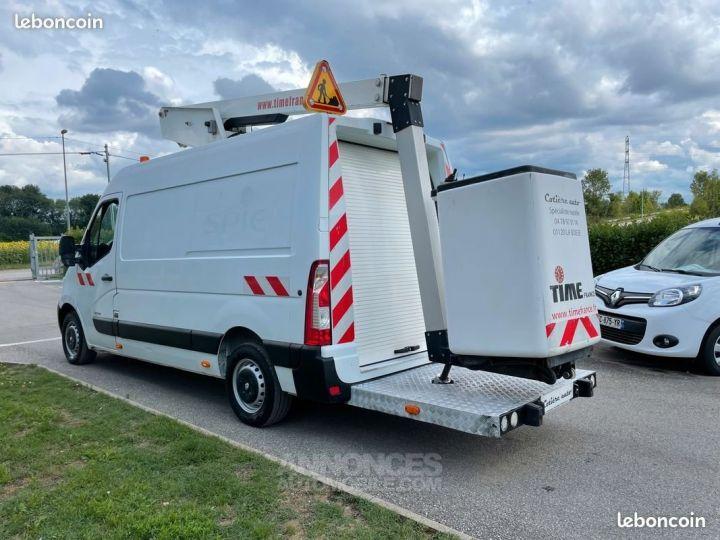 Renault Master l2h2 nacelle Time France 128.000km  - 4