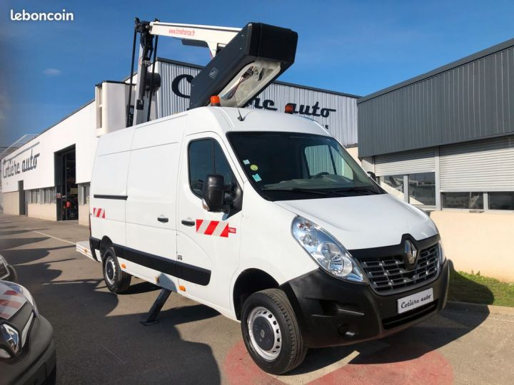 Renault Master l2h2 nacelle Time France 14m  - 1