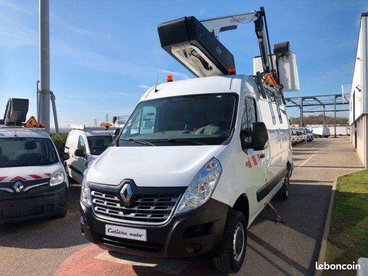 Renault Master l2h2 nacelle Time France 14m  - 2