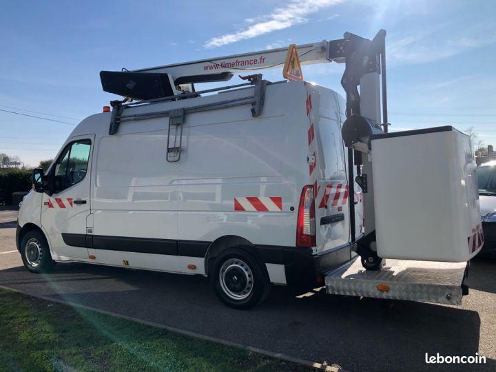 Renault Master l2h2 nacelle Time France 14m  - 4