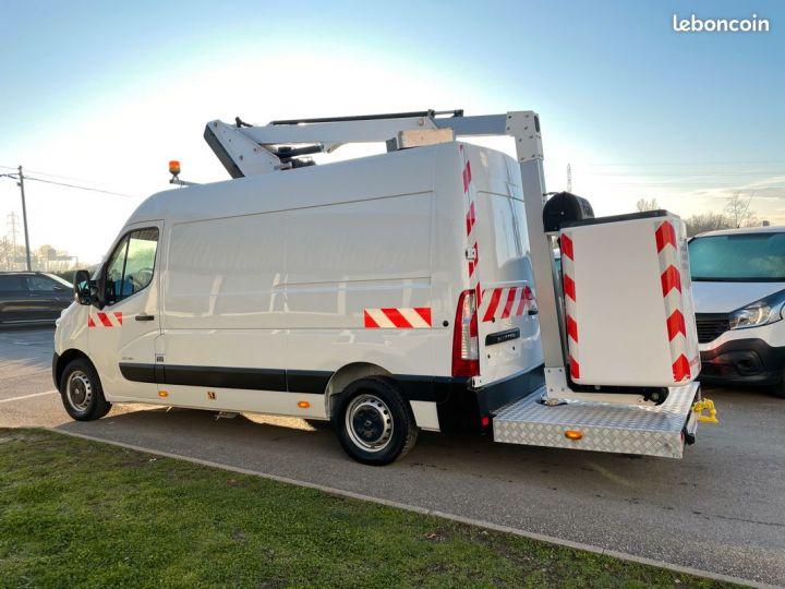 Renault Master l2h2 nacelle Time France 21.000km  - 4
