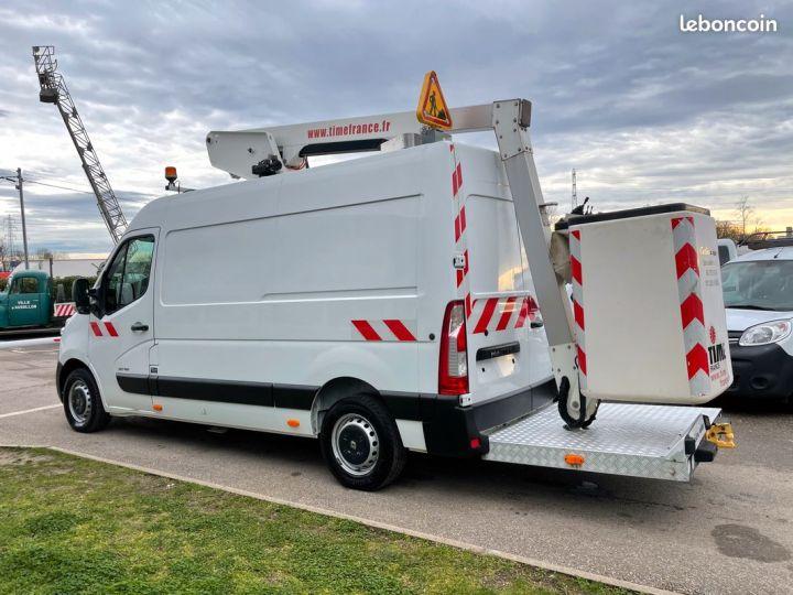 Renault Master l2h2 Nacelle Time france 368h  - 2