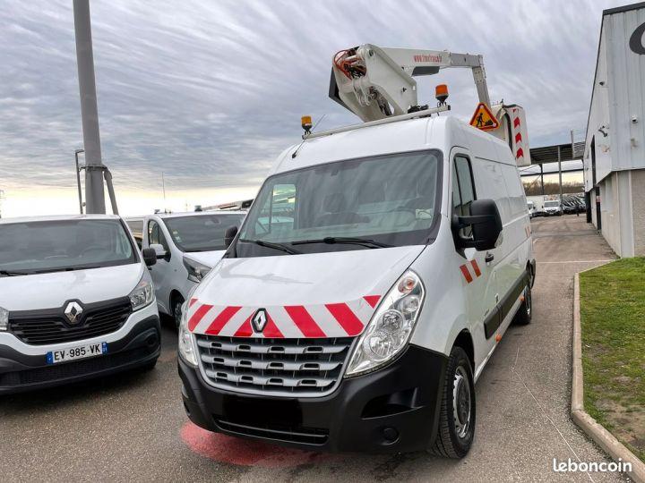 Renault Master l2h2 Nacelle Time france 368h  - 4
