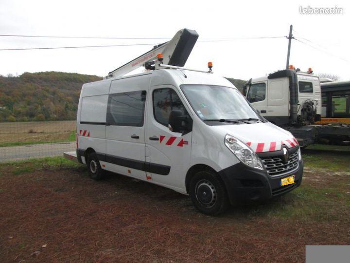 Renault Master l2h2 nacelle Time France 410h  - 1