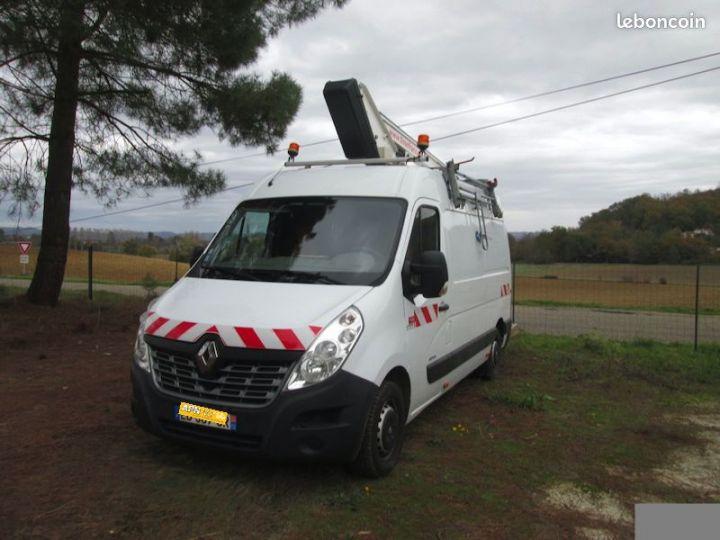 Renault Master l2h2 nacelle Time France 410h  - 2