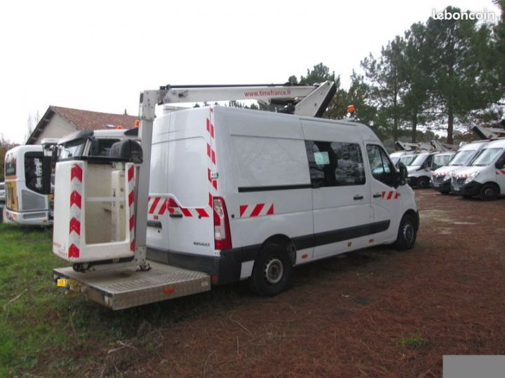 Renault Master l2h2 nacelle Time France 410h  - 3