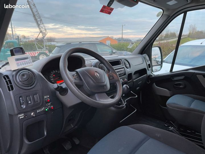 Renault Master l2h2 nacelle Time france 710h  - 4