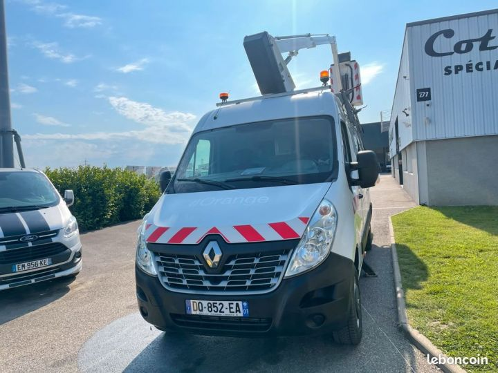 Renault Master l2h2 nacelle Time France 83h  - 2