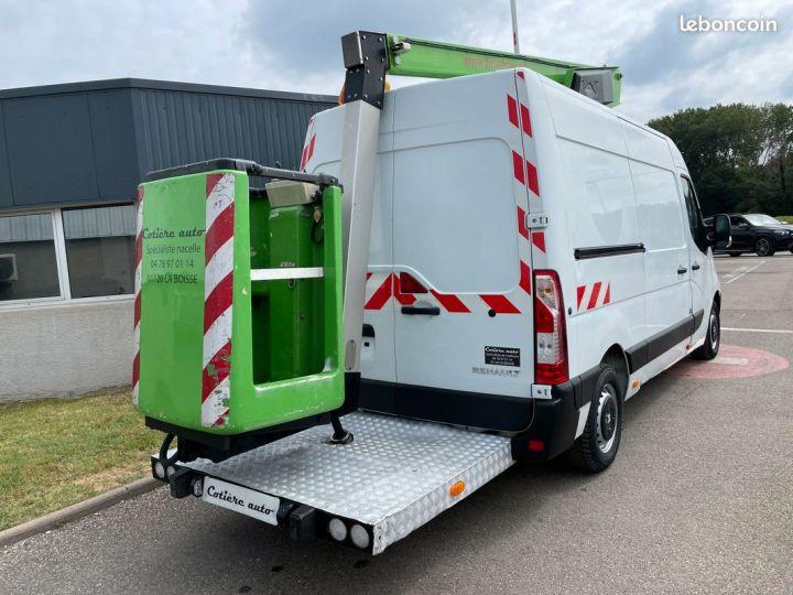 Renault Master l2h2 nacelle Time France Ecologique 3 places  - 3