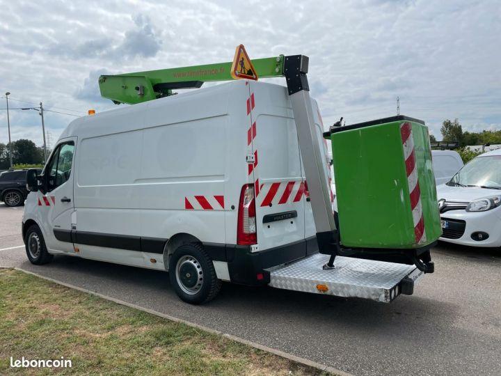 Renault Master l2h2 nacelle Time France Ecologique 3 places  - 4