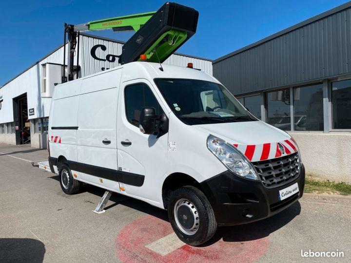 Renault Master l2h2 nacelle Time France et38 14m  - 1
