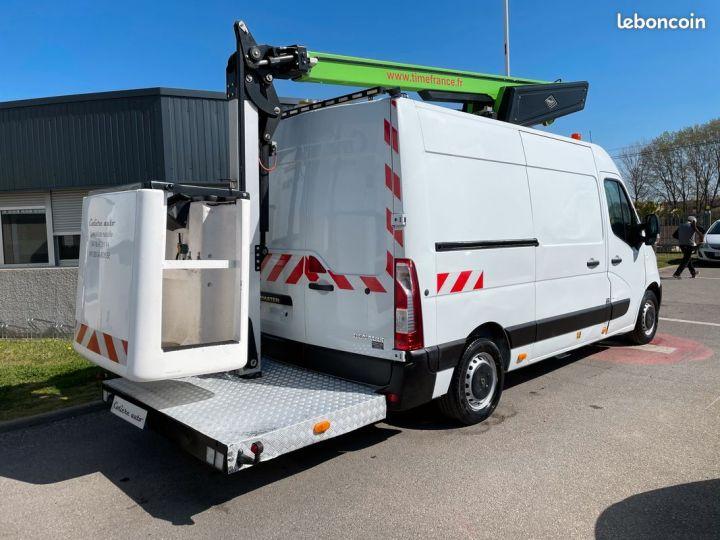 Renault Master l2h2 nacelle Time France et38 14m  - 3
