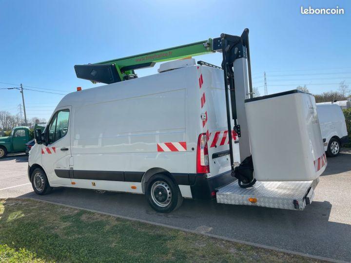 Renault Master l2h2 nacelle Time France et38 14m  - 4