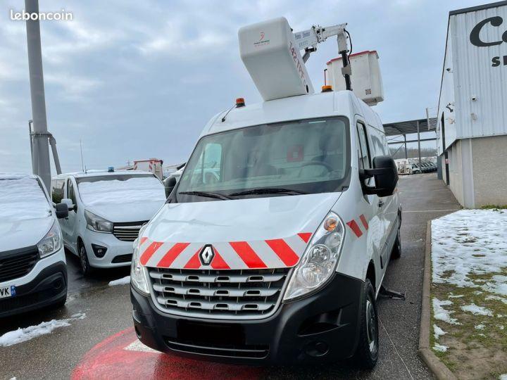 Renault Master l2h2 nacelle tronqué 14m  - 2