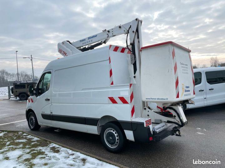 Renault Master l2h2 nacelle tronqué 14m  - 4
