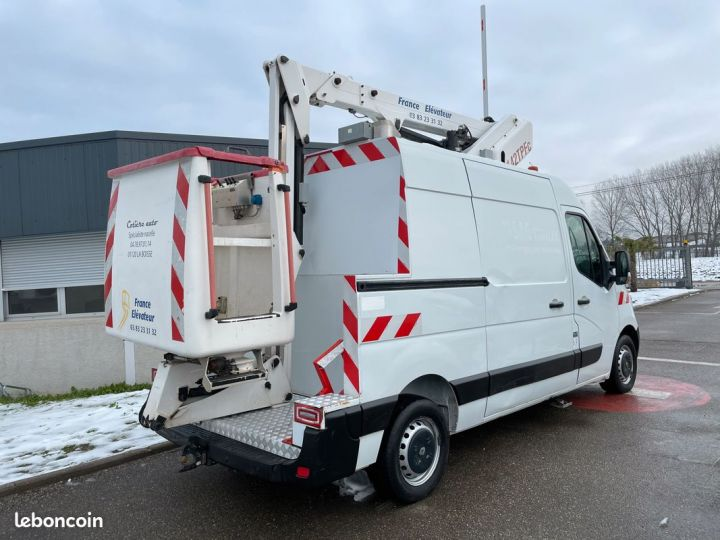 Renault Master l2h2 nacelle tronqué 14m  - 5