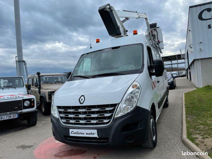 Renault Master l2h2 nacelle tronqué 2014  - 2