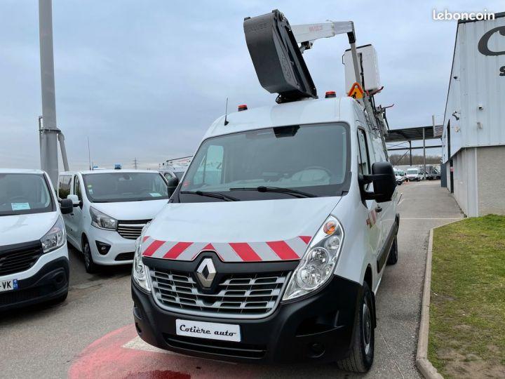 Renault Master l2h2 nacelle tronqué 2017 170cv  - 2
