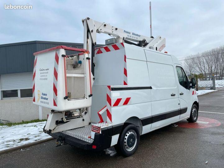 Renault Master l2h2 nacelle tronqué France Elevateur  - 3
