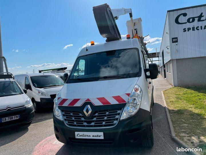 Renault Master l2h2 nacelle tronqué Klubb 170cv  - 2