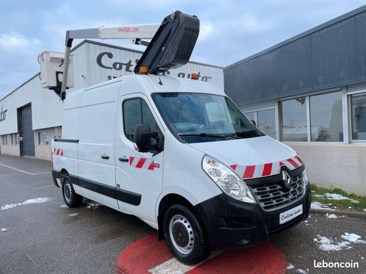 Renault Master l2h2 nacelle tronqué Klubb 2018  - 1