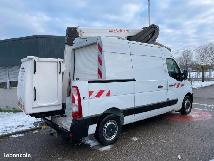Renault Master l2h2 nacelle tronqué Klubb 2018  - 2