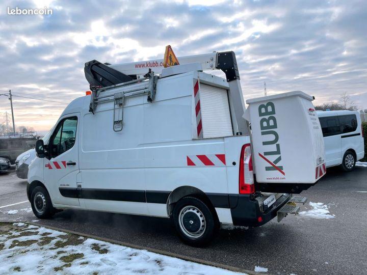 Renault Master l2h2 nacelle tronqué Klubb 2018  - 3