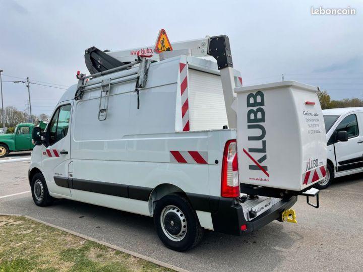 Renault Master l2h2 nacelle tronqué Klubb 2018  - 5
