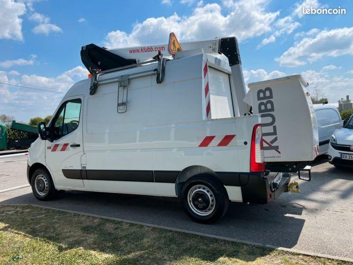 Renault Master l2h2 nacelle tronqué Klubb 2018  - 4