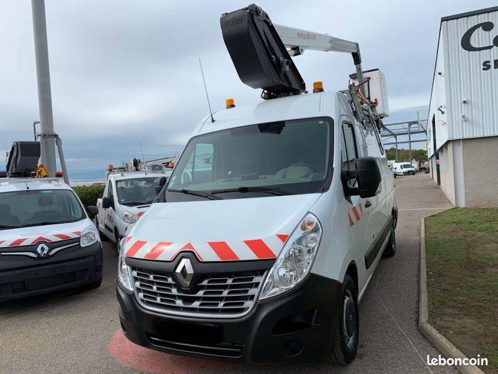 Renault Master l2h2 nacelle tronqué klubb k32  - 2