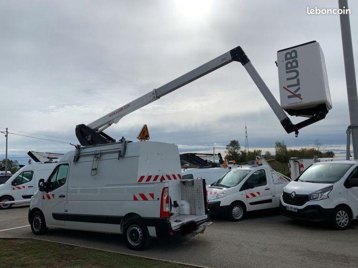 Renault Master l2h2 nacelle tronqué klubb k32  - 3