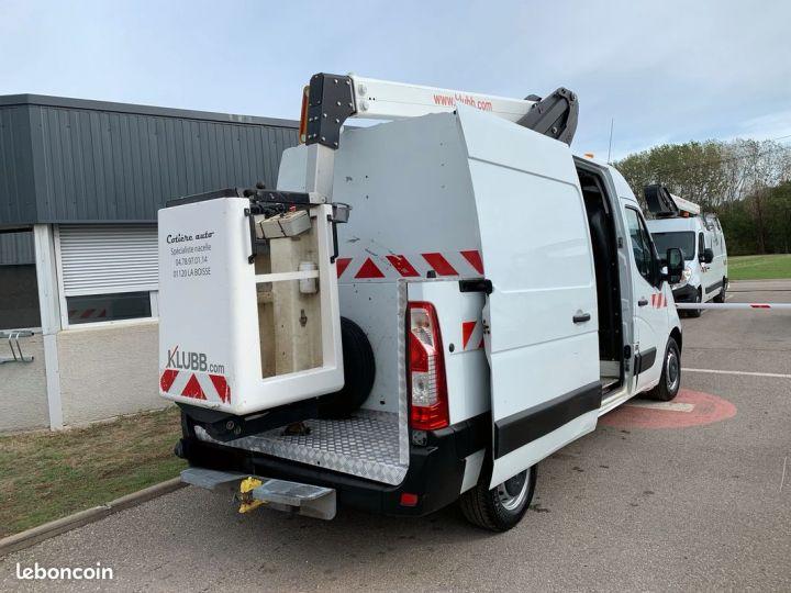 Renault Master l2h2 nacelle tronqué klubb k32  - 5