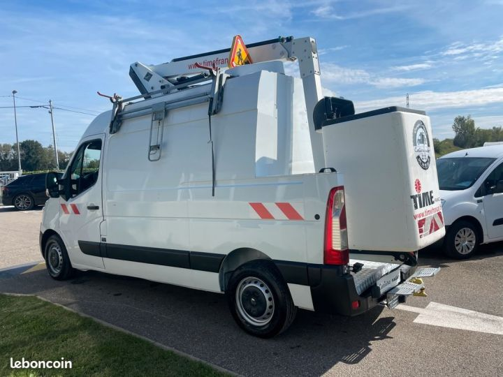Renault Master l2h2 nacelle tronqué Time France  - 2